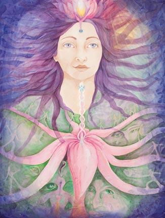 Spiritual paths emerge in Medicine Flower