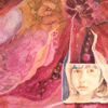 Mixed media painting represents Fine Art and Illustration