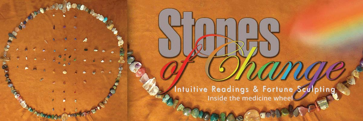 Stones of Change header