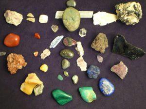 Grandmothers - medicine stones